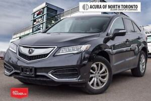 2016 Acura RDX at Acura Certified!  Accident Free| Back-Up Camer