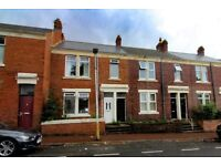 NO BOND 3 Bed Flat To-LET. Gateshead. Partly refurbished to a high standard.