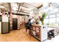 OFFICE DESK SPACE WITH EXCELLENT FEATURES IS NOW ON RENT AT 16 GREAT CHAPEL ST,SOHO SHERATON HOUSE