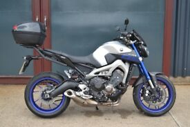 2015 Yamaha MT-09