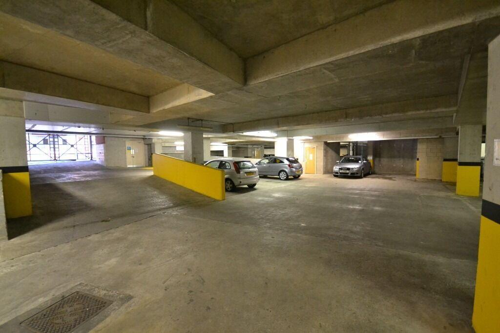 Contract Car Parking Nottingham City Centre