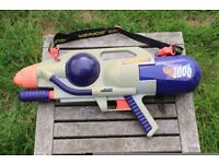 Collectors Super Soaker CPS 1000 from the mid 90's.Very good condition for age. Delivery available.