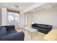 THREE BEDROOM FLAT-WOODEN FLOORS- SEPARATE RECEPTION -PARKING -NEXT TO CANAL- CLOSE TO TUBE