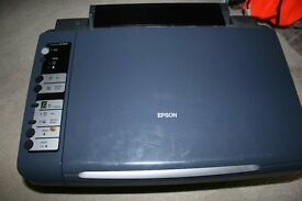 EPSON PRINTER WITH NEW INKS