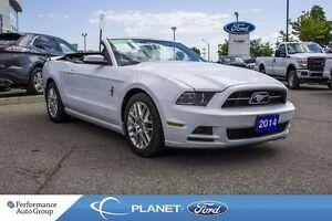 2014 Ford Mustang Premium|NAVI|BACKUP CAM|BUCKETS|ALLOYS|KEYLESS