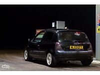 Modified Renault Clio 1.4 16v (Head gasket, timing belt, water pump done plus lots more!)
