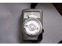 Vintage Prinzlite Light Meter