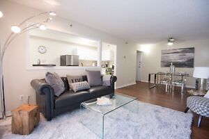 1 bdrm furnished suites downtown with Monthly rates!
