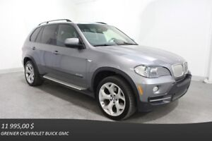 2009 BMW X5 48I XDRIVE GPS/CUIR/TOIT PANORAMIQUE