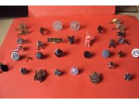 49 Mixed Rare Pin Badges collectable badges