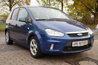 Ford C-MAX 1.6 TDCI DPF STYLE KLIMAAUT. PDC SCHECKH.