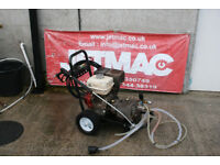 Honda Gx 390 Petrol pressure washer with ws202 interpump and gearbox