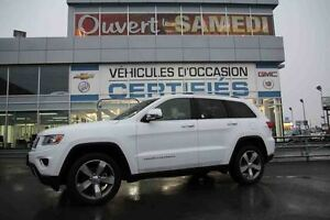 2015 Jeep Grand Cherokee Limited + NAVIGATION