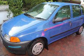 1995 Fiat Punto 55S