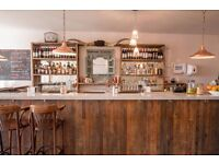 Full-time waiting staff required for busy tapas bar and restaurant, Tooting - excellent pay and tips
