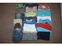 Bundle of Boys clothes Ages 2 to 3 £12