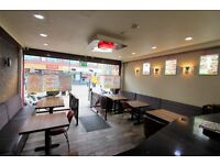 Fully Equiped operational Restaurant and 3 Flats on main Barking Town Centre, Barking