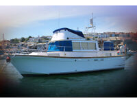 1991 Corvette 32 Classique 130 Motorboat / Trawler - Excellent Condition - Ready to boat