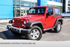 2015 Jeep WRANGLER 2 DR 2 dr