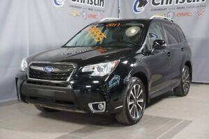 2017 Subaru Forester 2.0XT LIMITED TECH CUIR NAVIGATION SUNROOF
