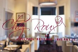 Duty Manager required for the 5 star Rocpool Reserve in Inverness