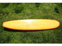 £360 - 9'1 longboard (surfboard)
