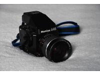 ***SOLD*** Mamiya Super 645 Complete - Medium format camera