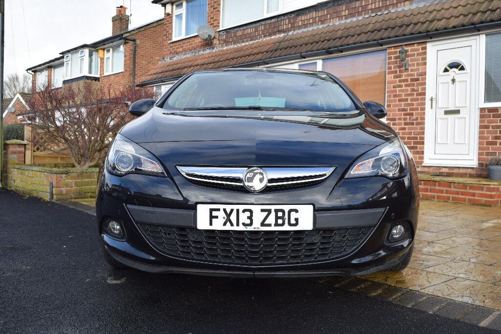2013 Vauxhall Astra GTC CDTI SRI Manual Start/Stop