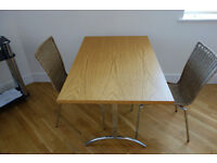 Table & Chairs (Southgate Bath - Collection Only)