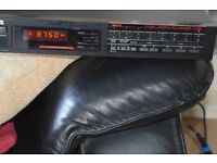 JVC DIGITAL STEREO TUNER JAPAN CAN BE SEEN WORKING