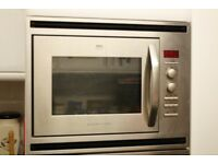 AEG microwave combination oven (built-in)