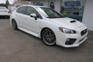2015 Subaru WRX STi  Manuel  Nav tech package