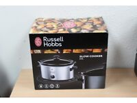 RUSSELL HOBBS 3.5L SLOW COOKER NEW