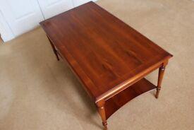 Yew Wood Various pcs. Bradley Furniture