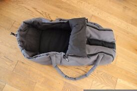 Phil and Ted cocoon carrycot for pushchair