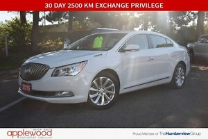 2015 Buick LaCrosse FULL SIZE LUXURY AT IT'S BEST