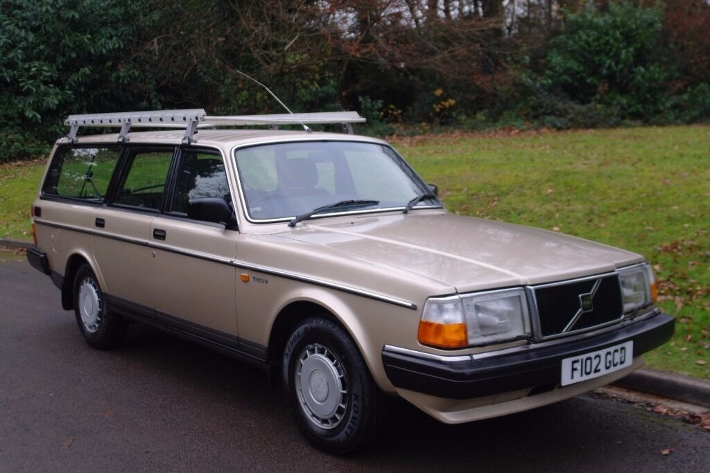 Nice Car Inc >> Classic Volvo 240 GL Auto Estate. 2 Owner - Lovely Old Skool Example.. | in Amersham ...