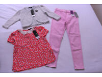 BNWT Bundle of girls clothes 9-11 years