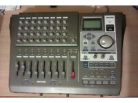 Tascam DP01FX 8-track