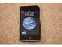 Black 8gb Apple Ipod Touch model MA623Z