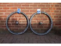 Bike Wheelset including new tyres and inner tubes. Never Used! Gipiemme Roccia Equipe