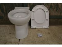 Bathroom Suite Toilet With Seat GT 756