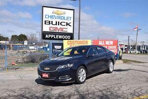 2016 Chevrolet Impala 2LT, 6CYL, FULL SIZE LUXURY