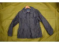 Ladies PER UNA 'Body Sensor' Wind Cheater Jacket (Size10)