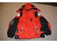 kids SPYDER ski jacket size 110(age 5-6) NOW REDUCED ******£35*******