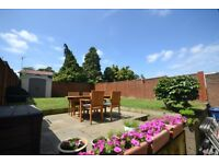 NO FEES TO TENANTS: LARGE 3 BEDROOM HOUSE TO RENT WITH GARDEN NW2