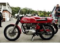Royal Enfield GT Continental Ex Demonstrator Low Mileage