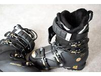 Women's Fischer Cruzar W 9 Vacuum CF Ski Boots
