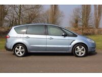 2006 Ford S-Max 1.8 TDCi Titanium 5dr (6 speed) 1 FORMER KEEPER // TOP MODEL // FSH // 7 SEATER