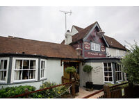Full/ Part Time Bar/ Waiting Staff - Up to £7.20 per hour - Bull's Head - Turnford, Hertfordshire